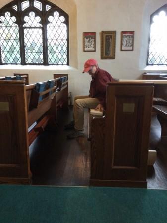 Gail Fredell Holy Trinity Restoration