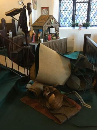 Fredell Holy Trinity Restoration