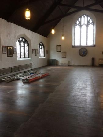 Fredell Holy Trinity Sanctuary