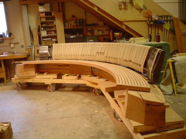 RANCH BENCHES - IN PROGRESS