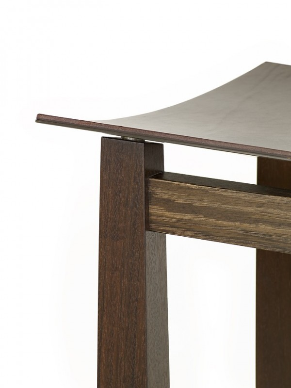 SNOWMASS DINING CHAIRS - DETAIL