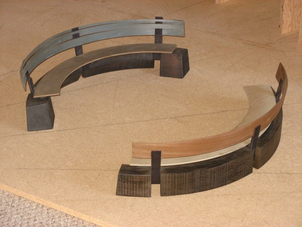 RANCH BENCHES - MODEL