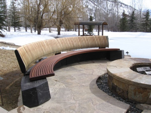 RANCH BENCHES - INSTALLATION
