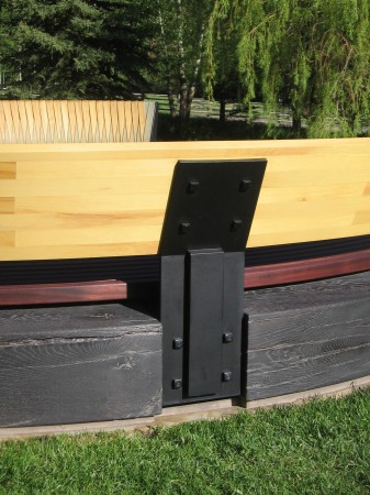 RANCH BENCHES - DETAILS