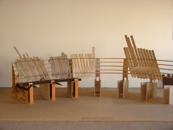 Fredell Aspen Benches Design